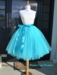 teal tulle teal tulle skirt turquoise tutu maidenlaneboutique