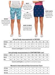 loudmouth golf mens u0026 womens size chart