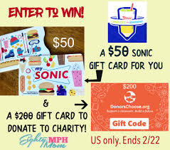 sonic gift cards sonic donorschoose org helping teachers across the nation