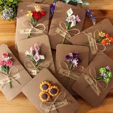 wedding wishes korean pet cards korean cards handmade flowers teachers day birthday diy