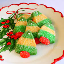 christmas tree sugar cookies wives with knives