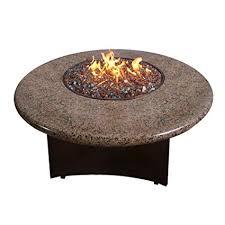 oriflamme fire table parts amazon com elegance oriflamme outdoor fire pits and fire pit tables