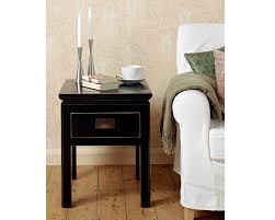 Side Table Designs With Drawers by Side Table With Drawer Ming 2drawer Side Table Natural End