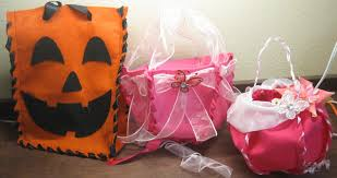 halloween bags for trick or treating diy trick or treat bags youtube
