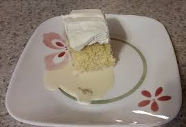 tres leches cake foods i like