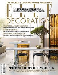 2014 Home Decor Trends 2014 Top Decorating Trends By Elle Decoration Magazine