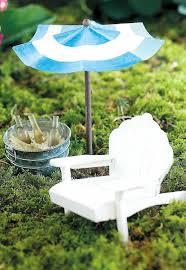 Kies Garten Gelb Sonnenschirm Rot Gelb Grün Oder Blau Der Miniatur Garten Shop