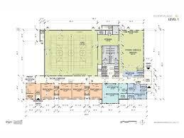 recreation center floor plan plainfield park district new recreation center update floor plans