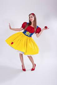 Custom Halloween Costume Snow White Halloween Costume Dress Custom Measure