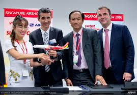 vietjet and airbus to establish a320 flight u0026 maintenance training