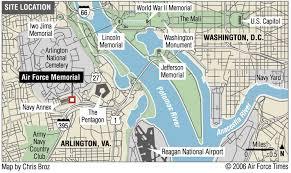 pentagon map visit the memorial z airforcememorial