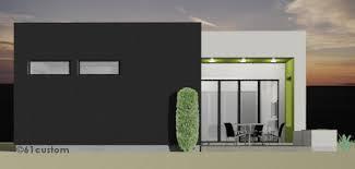 Small Casita Floor Plans Casita Plan Small Modern House Plan 61custom Contemporary