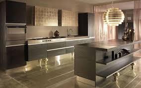 kitchen cabinets design futuristic small space kitchen design