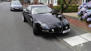 maserati 2002 someone turned a maserati coupe into an alfa romeo 8c any takers