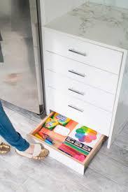 cinco cosas increíbles que puedes aprender de secreter ikea organizacion cut paste de moda