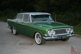 ford opal zodiac 1962 may mk3 v8 rod auto