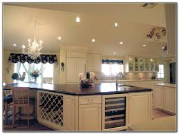 kitchen island with built in wine fridge kitchen set home