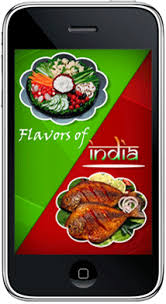 application android cuisine flavors of india free android mobile apps