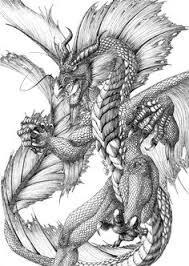 drawings of dragons heads google search drawing ideas
