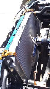 sr performance mustang aluminum radiator manual 100529 79 93