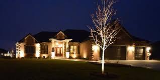 outdoor landscaping lights mike u0027s landscape lighting outdoor lighting in kenosha and lake