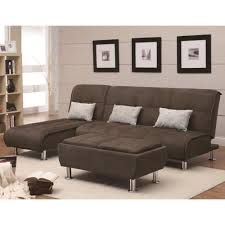 Sectional With Sofa Bed Coaster Sofa Beds And Futons Sectional Sofa Sleeper Coaster