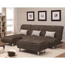 Sectional Sofa With Sleeper Bed Coaster Sofa Beds And Futons Sectional Sofa Sleeper Coaster