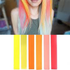 best shades of orange best orange ombre hair dye set golden vanilla buff and