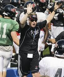 The Blind Side Player Arkansas St Coach Hugh Freeze Building On Blind Side Fame