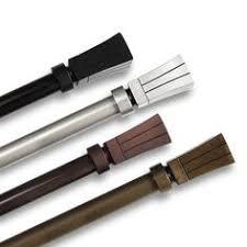 Adjustable Drapery Rod Jab Anstoetz Curtain Rods Aluminium Inside Rail Lucent
