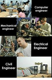Electrical Engineer Memes - office computer engineer project office mechanical engineer prolect