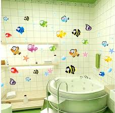 Boys Bathroom Decorating Ideas Boy Bathroom Decor Nursery Decors Bath Accessories As Well