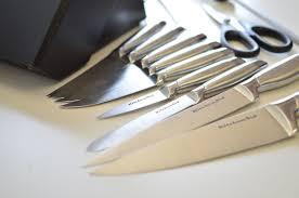 kitchen aid knives 16 kitchenaid architect series stainless steel cutlery set