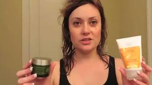 Pumpkin Enzyme Peel Before And After by The Importance Of A Good Face Mask Youtube