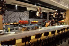 Restaurant Open Kitchen Design by Contemporary Restaurant Kitchen Counter Steel Prep Tables Work
