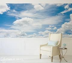 sky wall murals and photo wallpapers demural uk a walk in the clouds sky wallpaper mural photo wallpapers demural