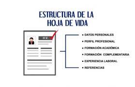 formato hoja de vida 2016 colombia magnífico muestra de hoja de vida de los documentos bosquejo ideas