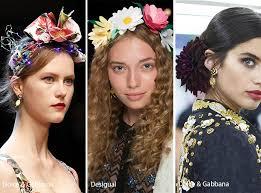 summer hair accessories summer 2017 hair accessory trends floral hair hair