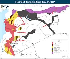 Maps Syria by These Two Maps Show Isis U0027s Big Losses In Syria Vox