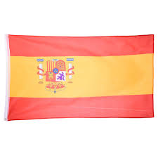 National Flags With Orange Aliexpress Com Buy 1 Pcs Spanish Flag 90 150cm 3 5 Ft Big
