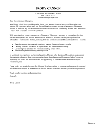 exle of cover letters for resumes elementary school letter cover for sle letters teaching