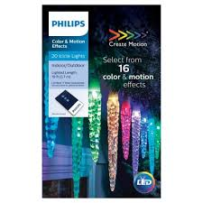 Multi Color Icicle Lights Icicle Lights Christmas Lights U0026 String Lights Target