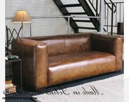 canap industriel canap cuir industriel excellent canap cuir vintage danois