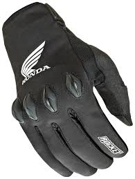 black honda motorcycle joe rocket honda nation gloves revzilla