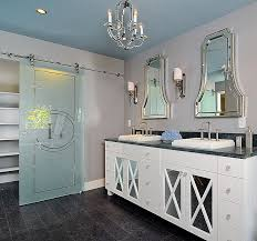 bathroom interior sliding barn door for bathroom with clawfoot