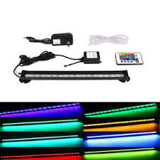 color changing led fish tank lights rgb remote color changing led fish tank light submersible aquarium