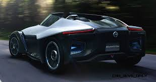 nissan race car delta wing nissan bladeglider concept is deltawing mx 5