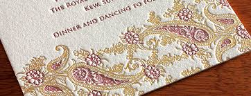 indian wedding invitations usa letterpress wedding invitations indian wedding cards bilingual