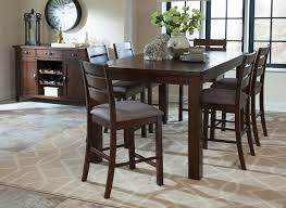wiltshire counter height dining room set casual dining sets