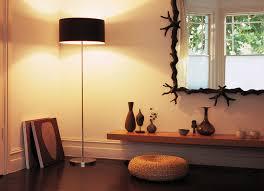 floor lamp bright modern shades ikea chrome metal bright bright